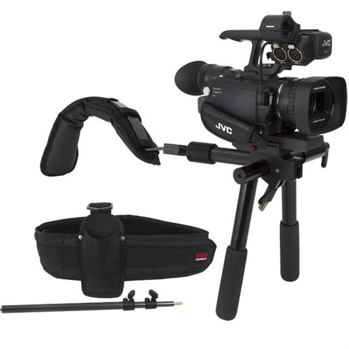 Artikelfoto VariZoom VZDVTRAVELER Schulterstütze für Kameras bis etwa 3.2 Kg