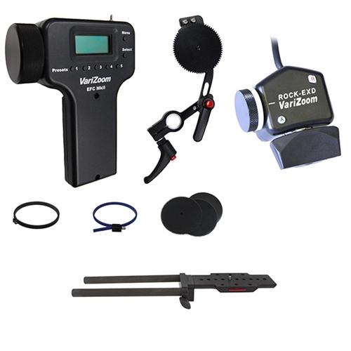 Foto VariZoom VZ-EFZ-RX Hinterkamerabedienung Set für Sony PMW-300/200/160/EX1/EX3
