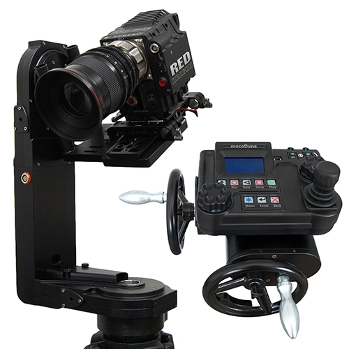 Artikelfoto VariZoom VZCINEMAPRO-JR-K1 Remote Head mit Wheels