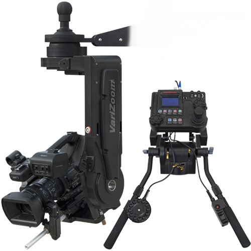 Artikelfoto VariZoom VZCINEMAPRO-JR-K2 Remote Head mit PanBar