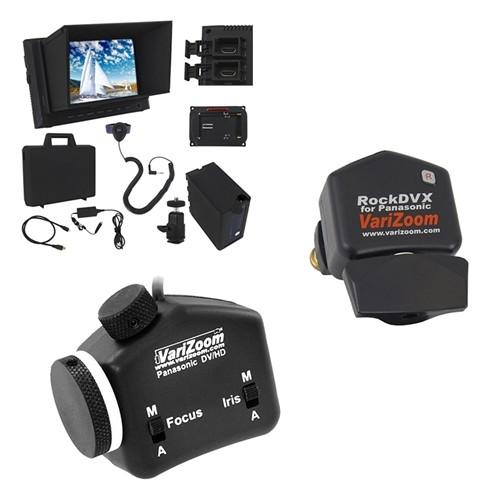 Artikelfoto 1 VariZoom VZUSROCKZFIHD Hinterkamerabedienung und Monitor Kit Panasonic
