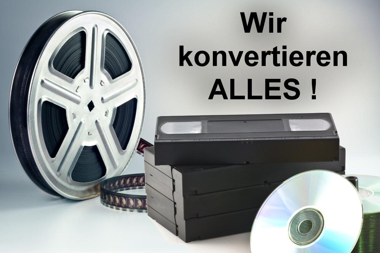 Film Digitalisierung bei cvc.de